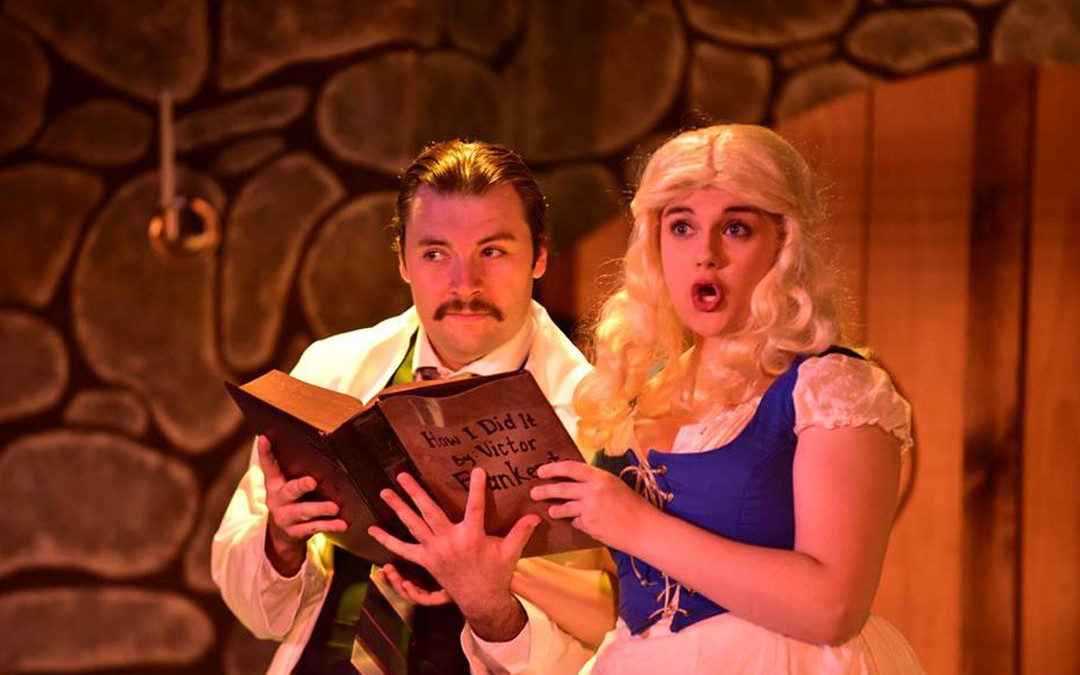 "Review: ""Young Frankenstein"" at the Gilbert Theater"