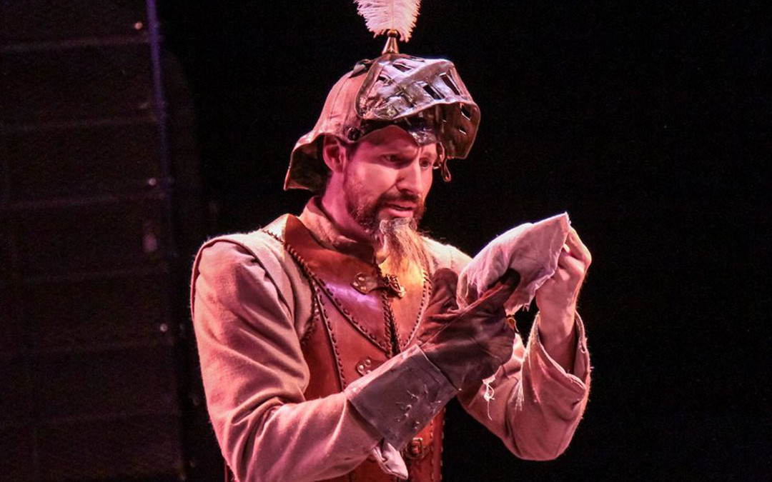 "Review: ""Man of La Mancha"" at the CFRT"