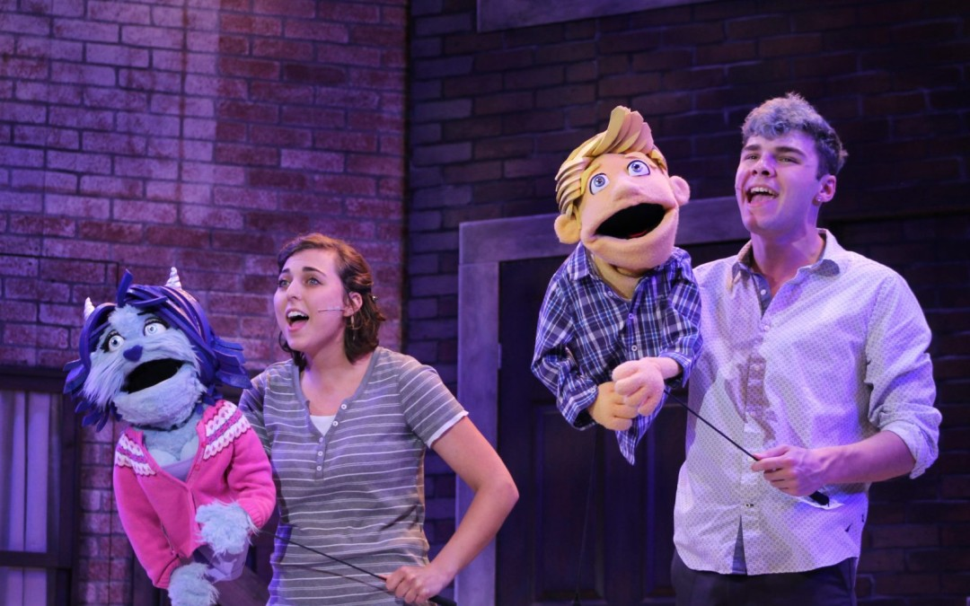 "Review: ""Avenue-Q"" at the Raleigh Little Theatre"